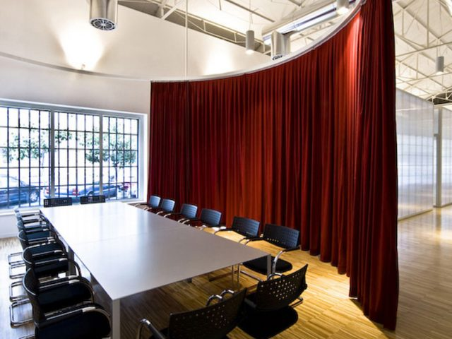 La sala riunioni GIMEMA