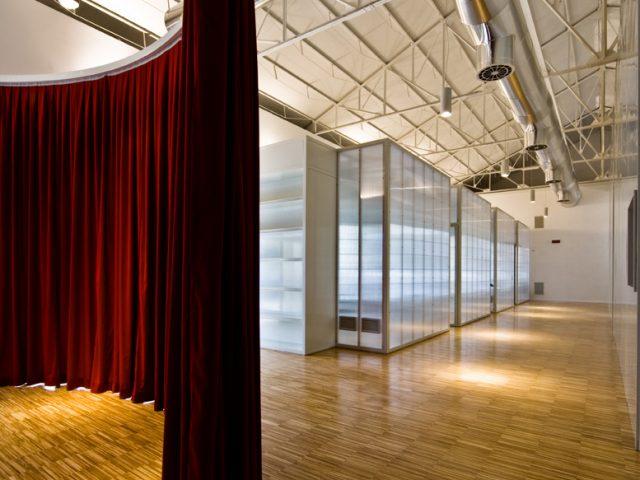 Gli uffici GIMEMA e la sala riunioni
