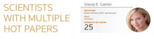 Stacey B Gabriel