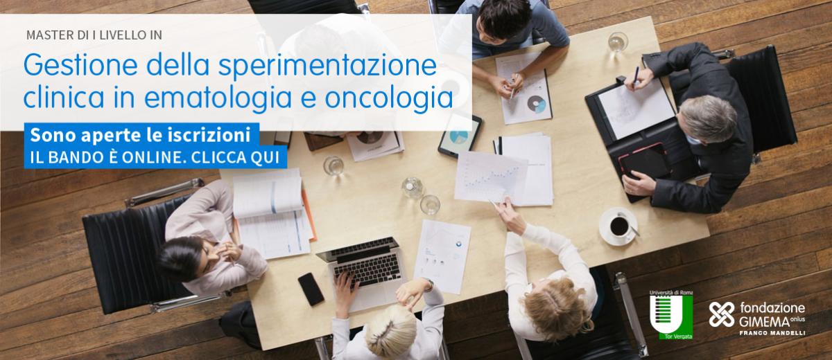 master-gestione-sperimentazione-clinica-ematologia-oncologia