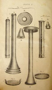 Il primo stetoscopio