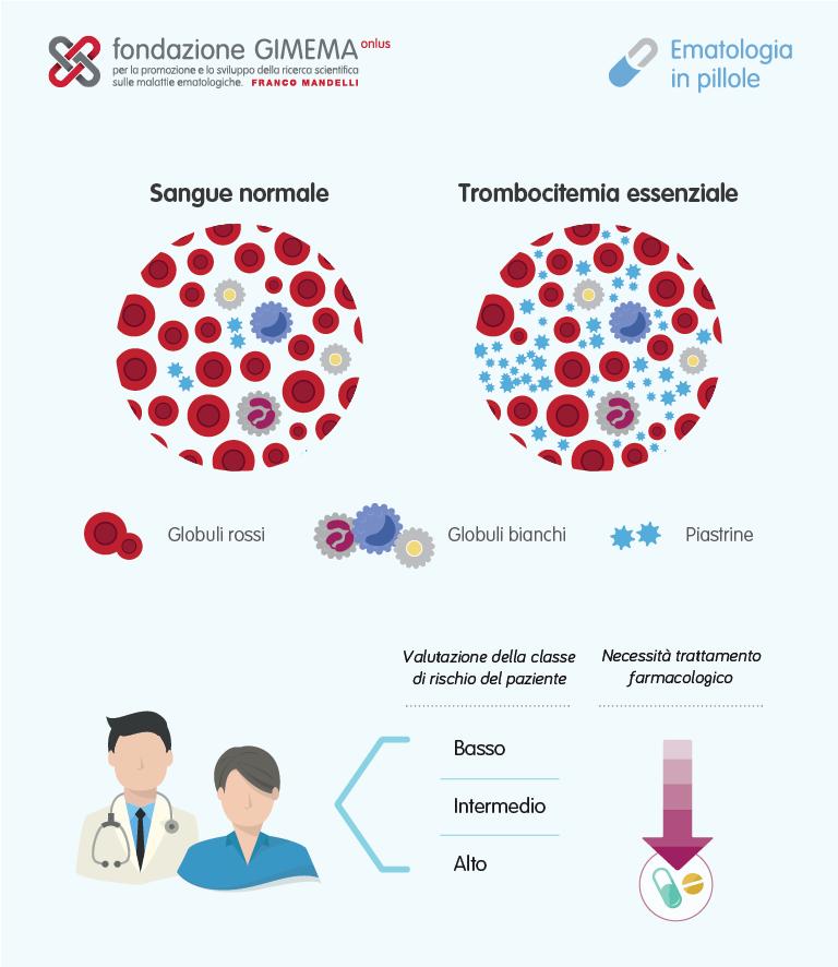 Trombocitemia Essenziale – Ematologia in Pillole – Fondazione GIMEMA
