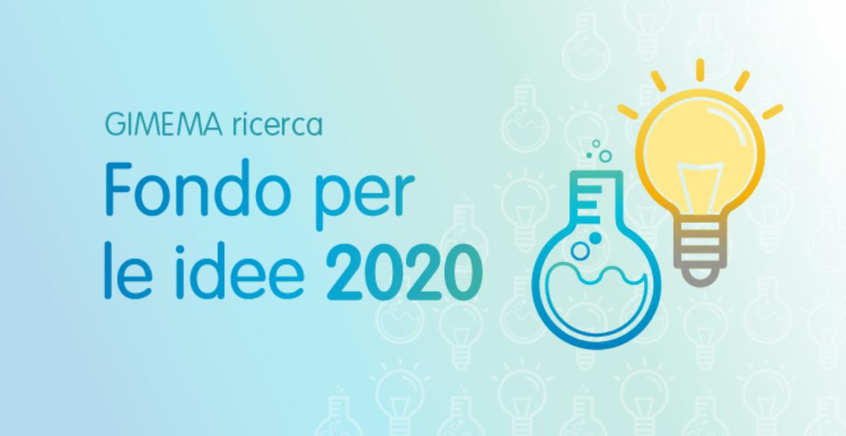 """Bando di ricerca GIMEMA """"Fondo per le idee 2020"""""""