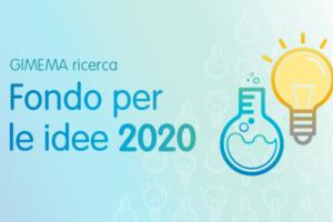 Fondo per le idee 2020 – Fondazione GIMEMA