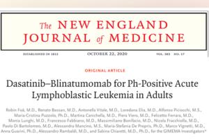 nuovo trattamento per la Leucemia Acuta Linfoblastica Philadelphia positiva – Fondazione GIMEMA