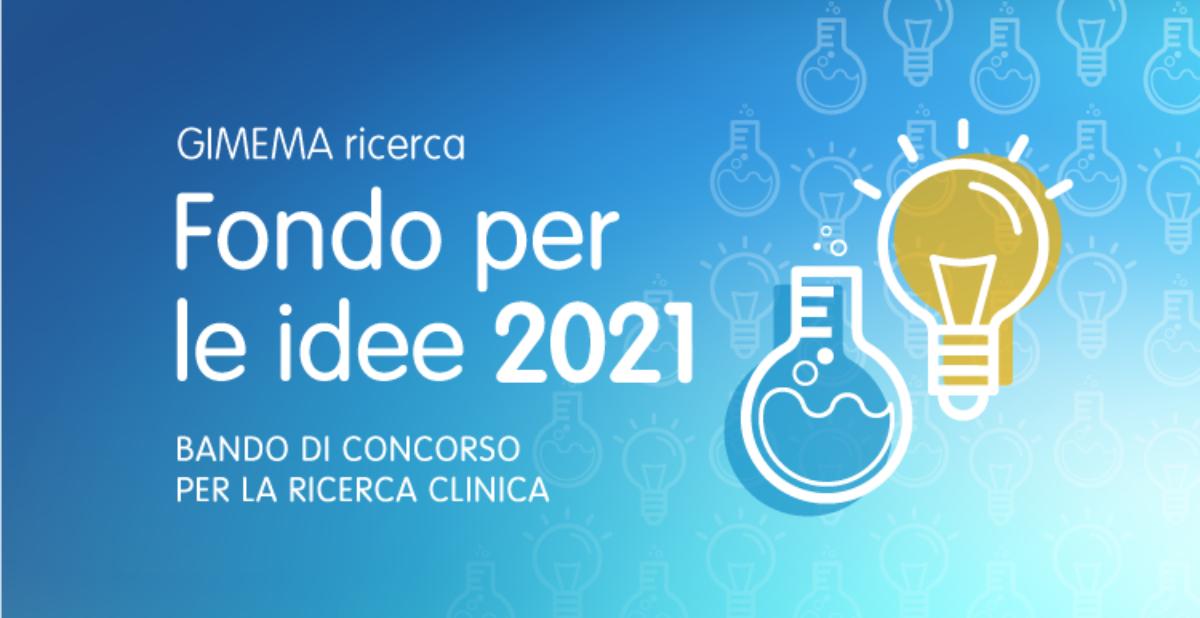 """Bando di ricerca GIMEMA """"Fondo per le idee 2021"""""""