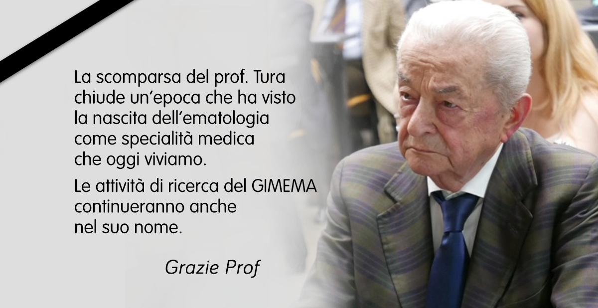 Addio a Sante Tura, uno dei padri dell'ematologia italiana